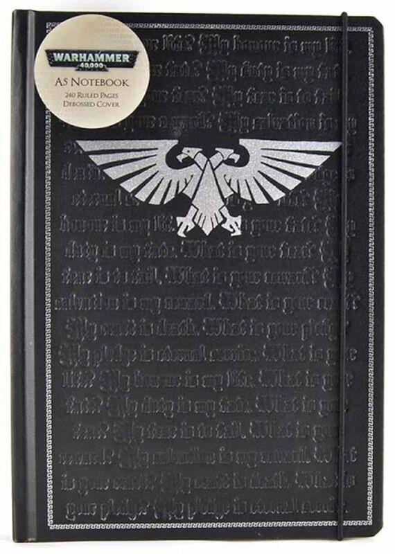 Pledge Notizbuch