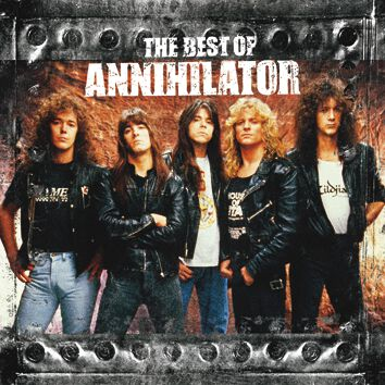 Image of Annihilator The best of Annihilator CD Standard