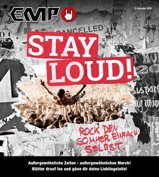 EMP Magazin Ausgabe Music unisex 02 2020