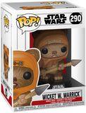 Wicket W. Warrick Vinyl Figure 290