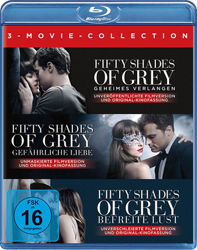 Vorverkauf Shades Of Grey 3