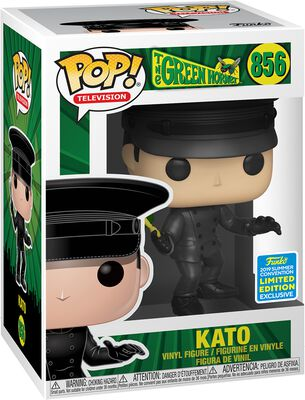 The Green Hornet SDCC 2019 - Kato Vinyl Figure 856