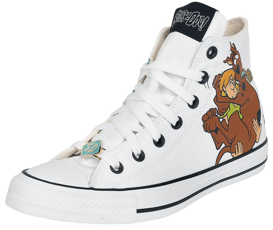 Scooby Doo - Chuck Taylor As Hi Scooby L/R Mystery Inc Vs. Villians