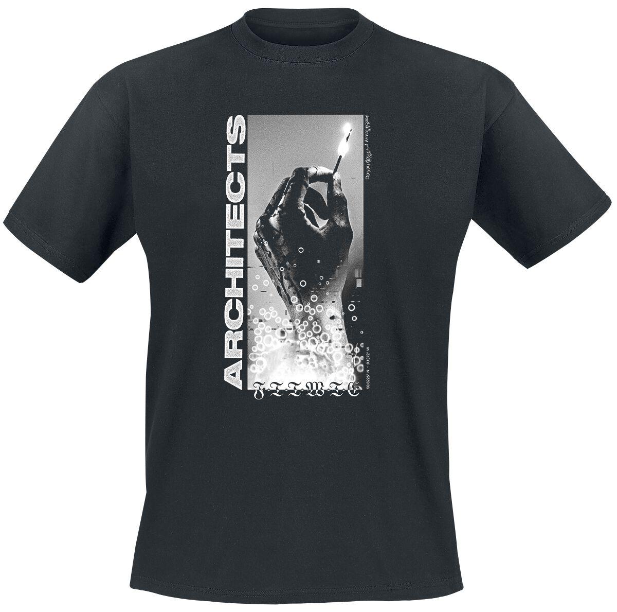 Image of Architects Armageddon T-Shirt schwarz