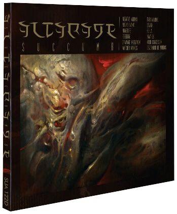 Image of Altarage Succumb CD Standard