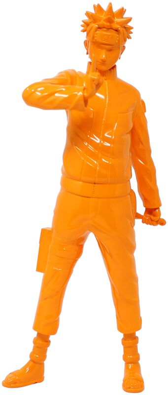 Shippuden - The Will of Fire - The Epic Ninja Statue Orange