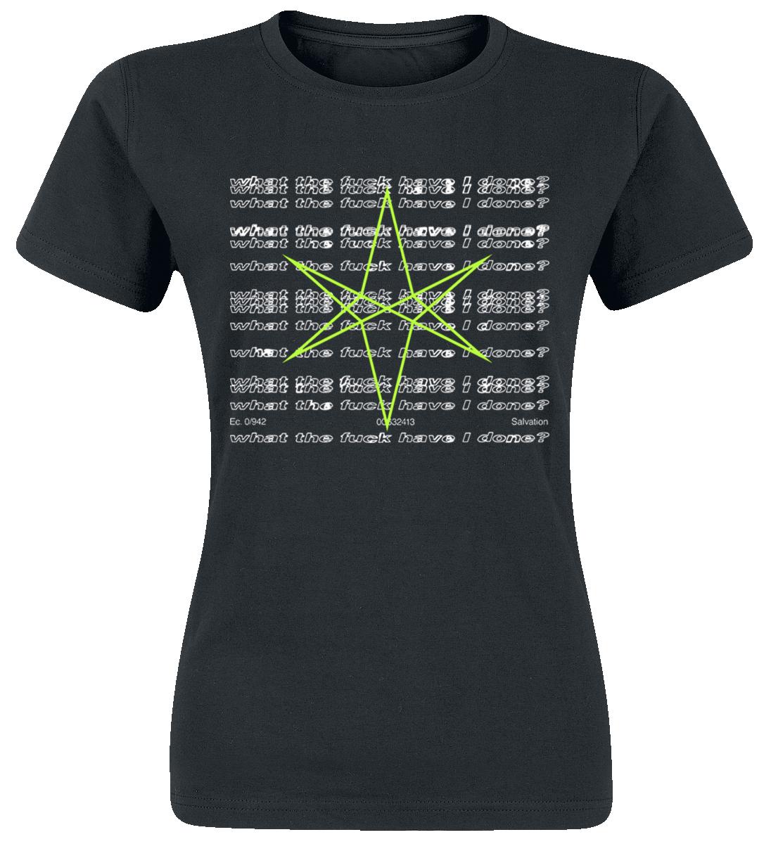 Bring Me The Horizon - WTF - Girls shirt - black image