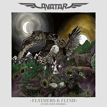 Image of Avatar Feathers & flesh (In his own words) 2-CD Standard
