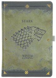 Stark Worn - Notizbuch