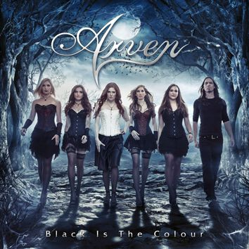 Image of Arven Black is the colour CD Standard