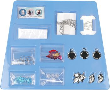 2 - Bettel-Armbänder Set