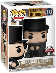 American History - Abraham Lincoln Vinyl Figure 10