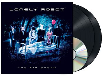 Lonely Robot The big dream