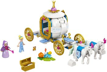 43192 - Cinderellas königliche Kutsche