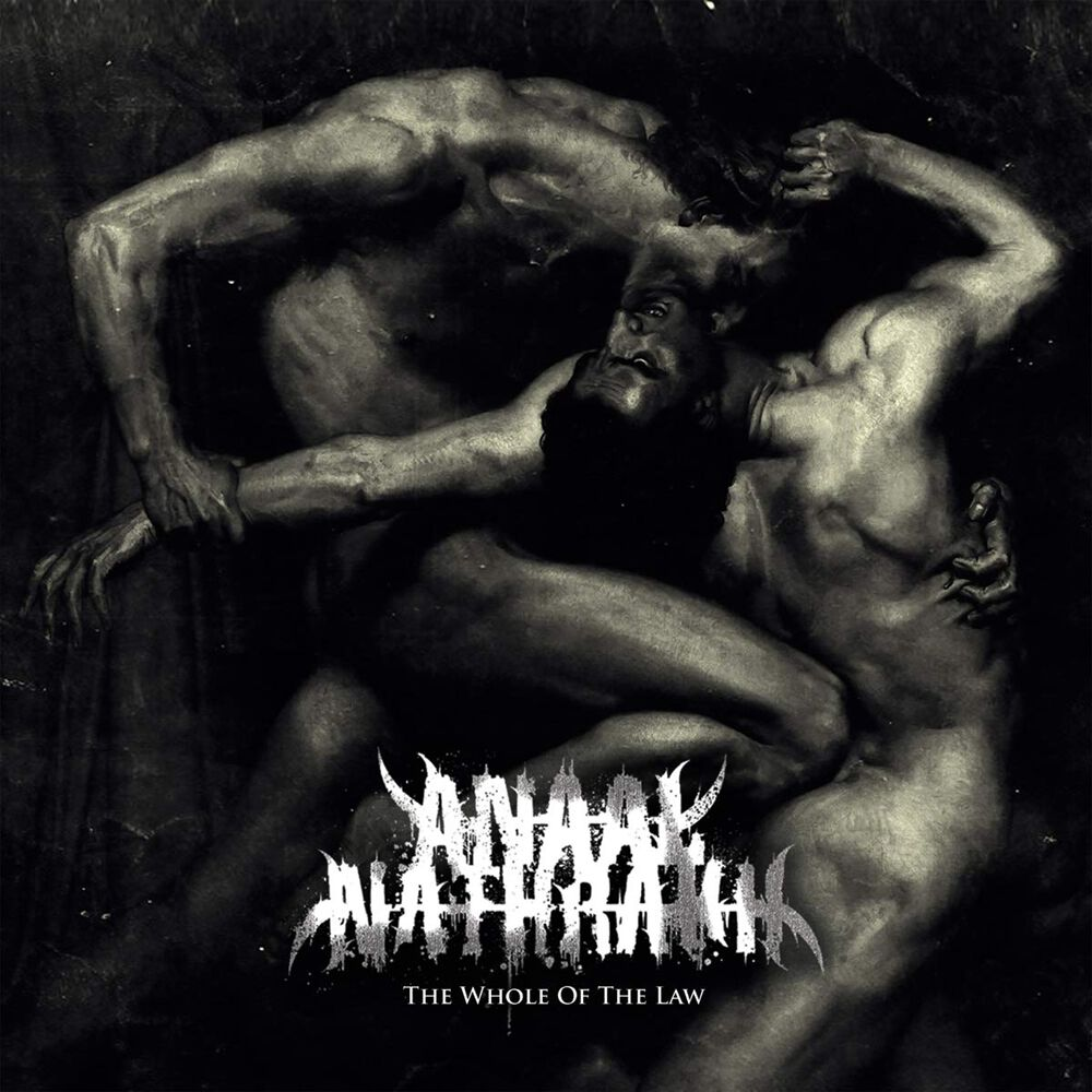 Image of Anaal Nathrakh The whole of the law CD Standard