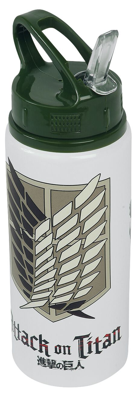 Image of Attack On Titan Scouts Trinkflasche Mehrfarbig