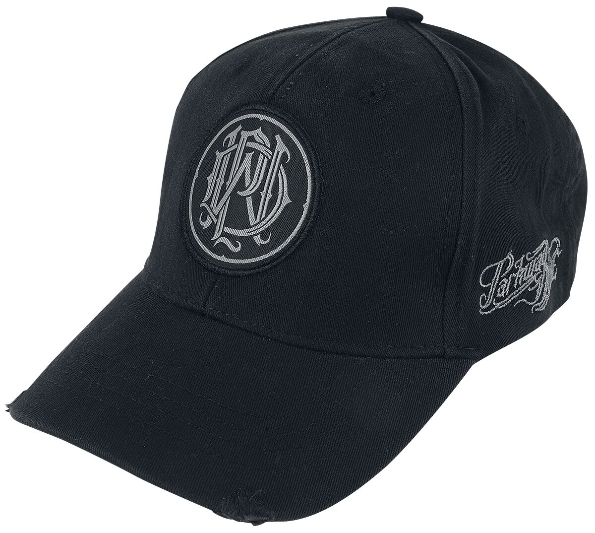 Parkway Drive Logo - Baseball Cap Cap schwarz PWD Baseball Cap