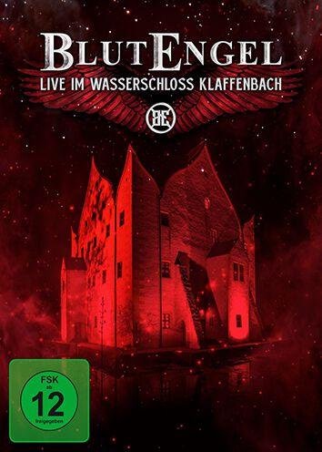 Blutengel Live im Wasserschloss Klaffenbach DVD multicolor OUT908