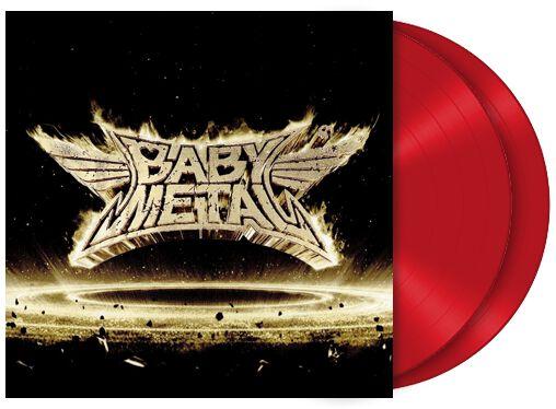 Image of Babymetal Metal resistance 2-LP rot