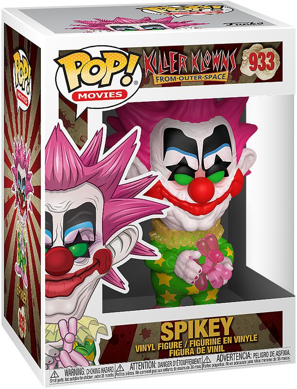 Spikey Vinyl Figur 933