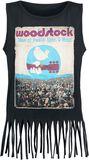 Woodstock Vintage Poster