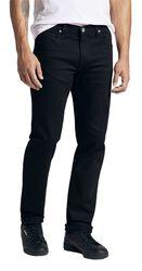 Lee Jeans Daren Zip Fly Regular Straight Fit Clean Black