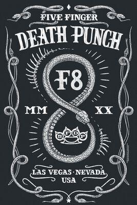F8 Infinity Label