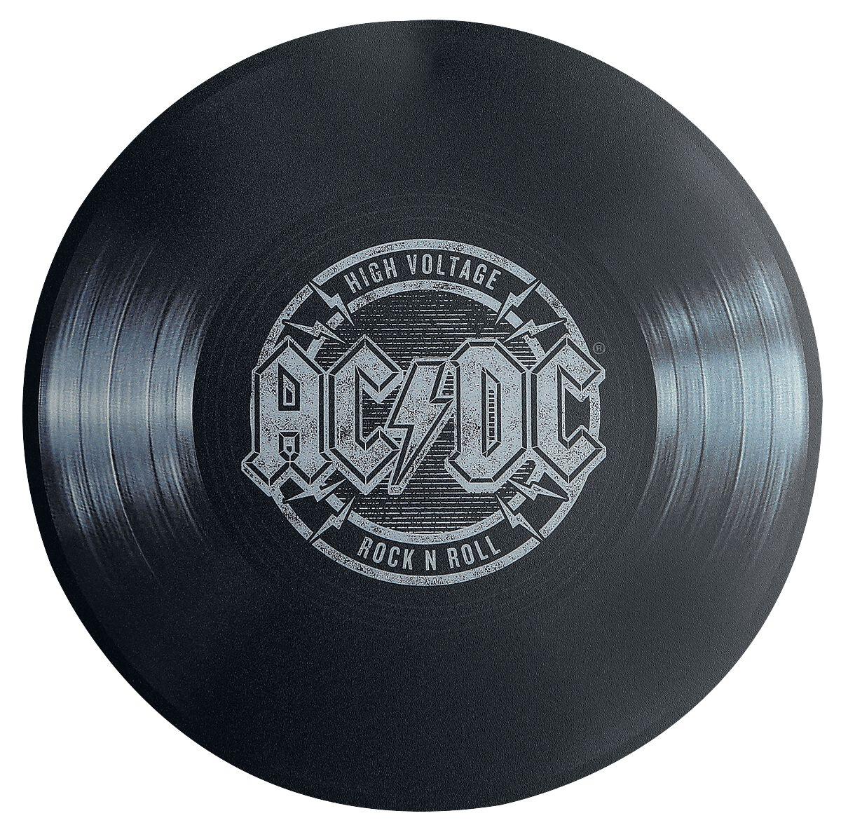 AC/DC High Voltage  Mouse-Pad  multicolor