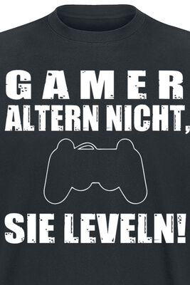 Gamer altern nicht, sie leveln!