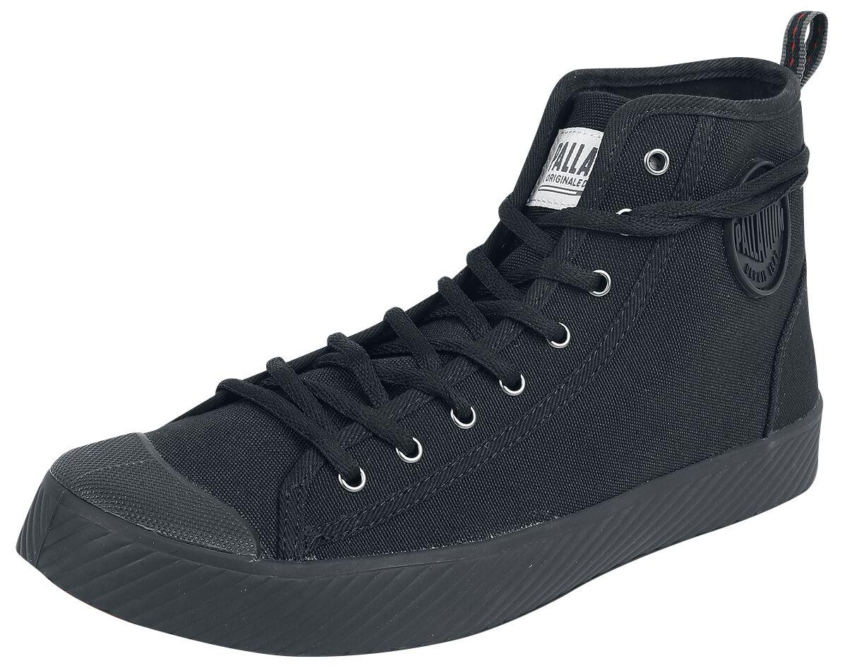 Sneakers für Frauen - Palladium Pallaphoenix Mid CVS Sneaker schwarz  - Onlineshop EMP