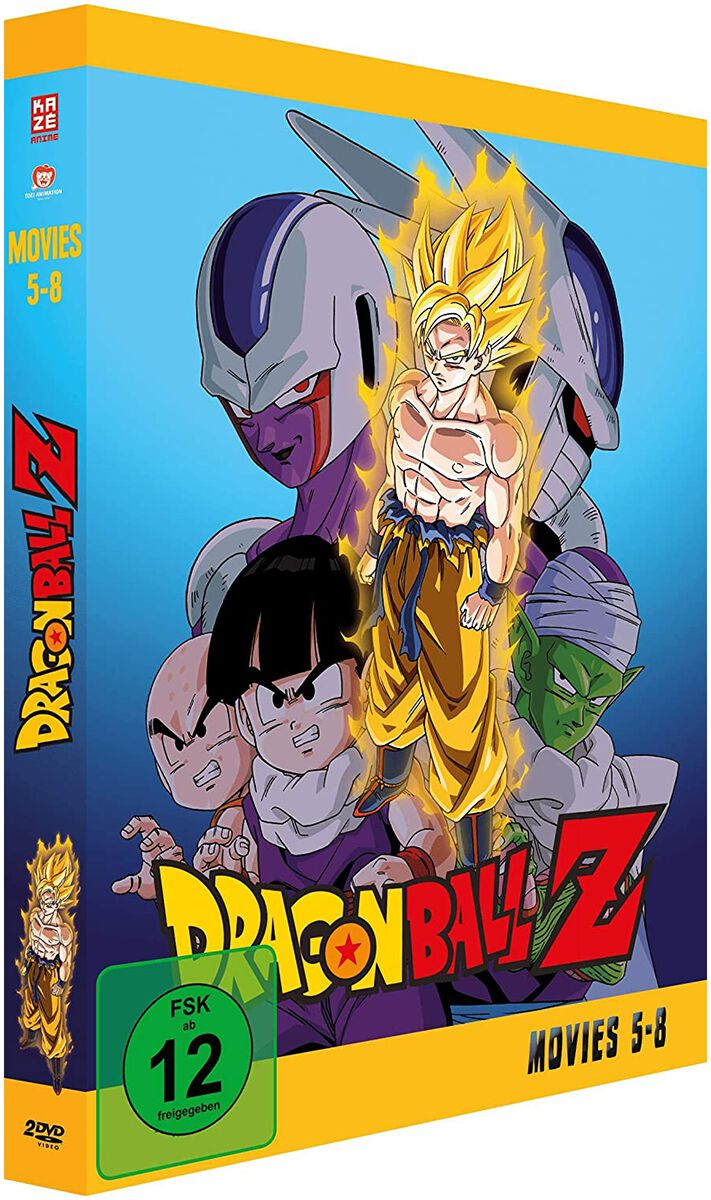 Image of Dragon Ball Z - The Movies - Vol.2 2-DVD Standard