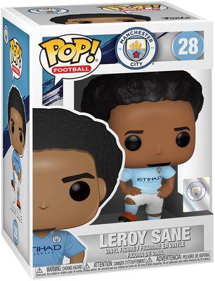 Football Manchester City - Leroy Sane Vinyl Figure 28