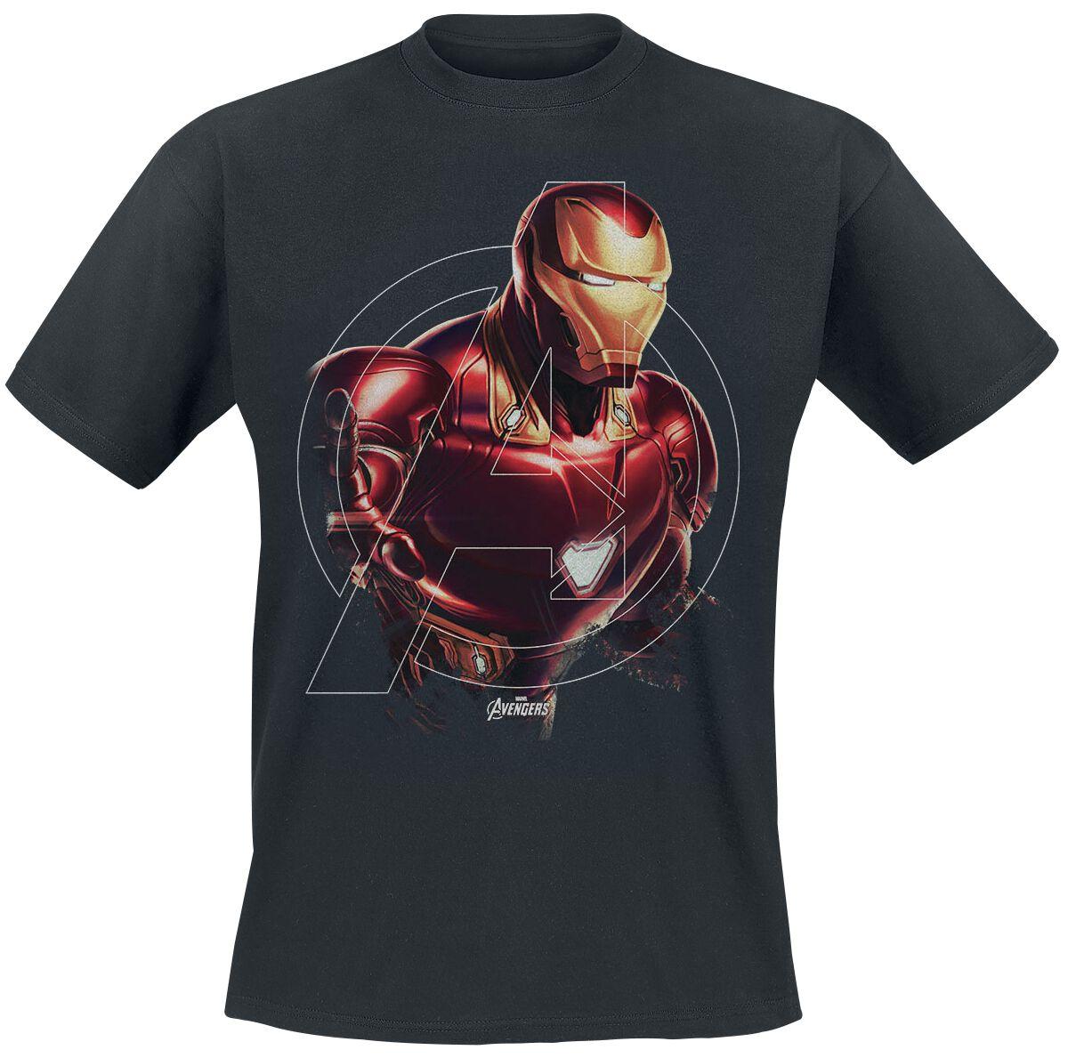 Avengers Iron Man powered by EMP