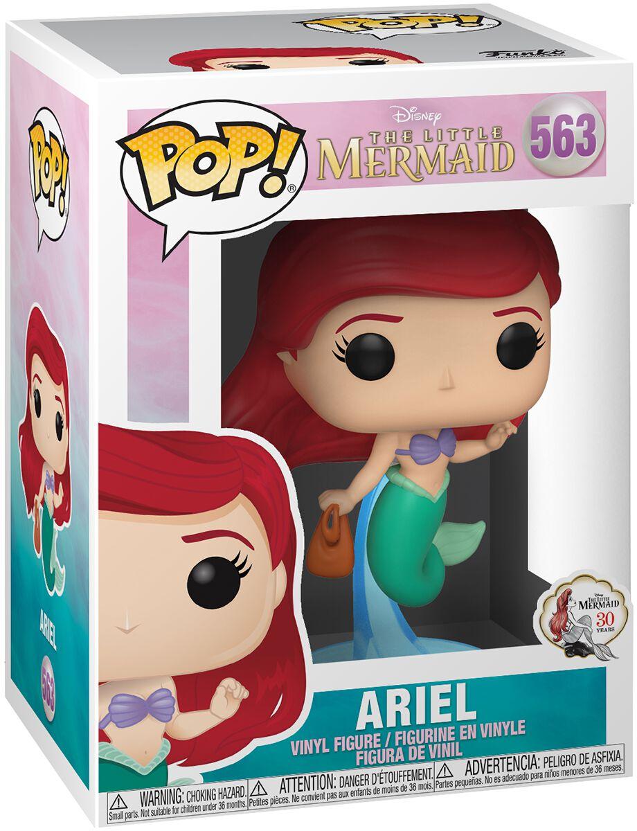 Arielle, die Meerjungfrau Arielle Vinyl Figure 563 Funko Pop! multicolor 40102