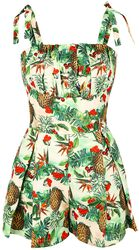 Pineapple Playsuit