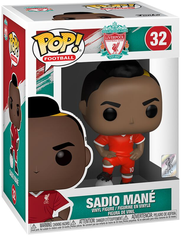 Football FC Liverpool - Sadio Mane Vinyl Figur 32