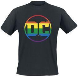 DC Heroes DC Logo - Pride