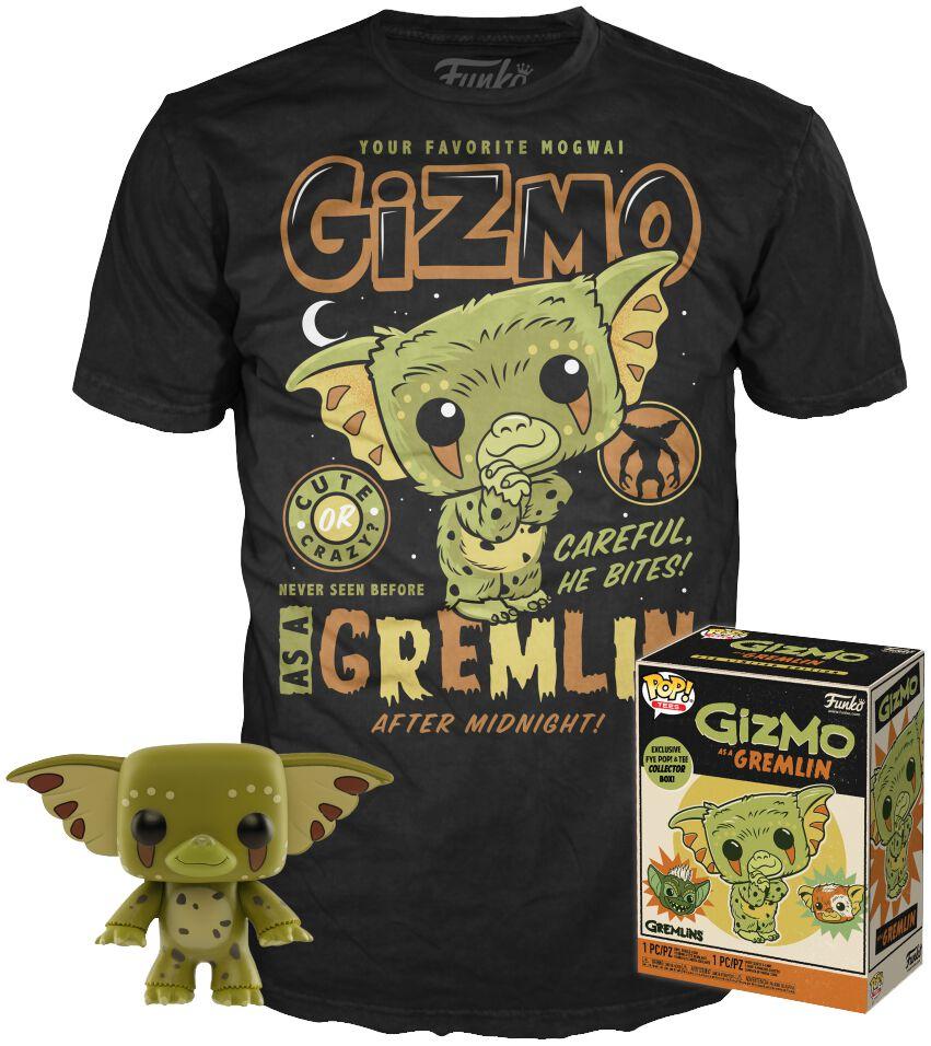 Gremlins Gizmo as Gremlin - POP! & Tee Funko Pop! multicolor 42431