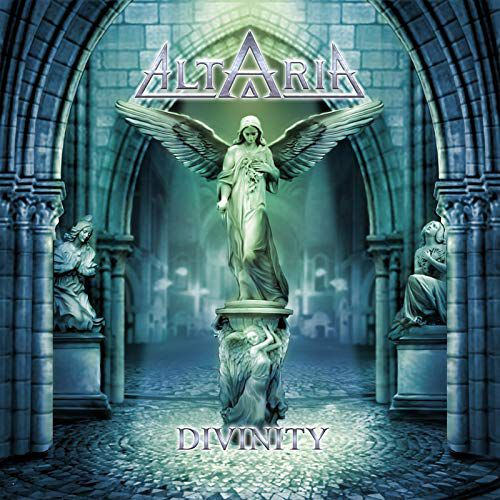 Image of Altaria Divinity (Re-Issue) CD Standard