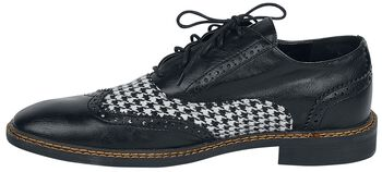 Houndstooth Brogue