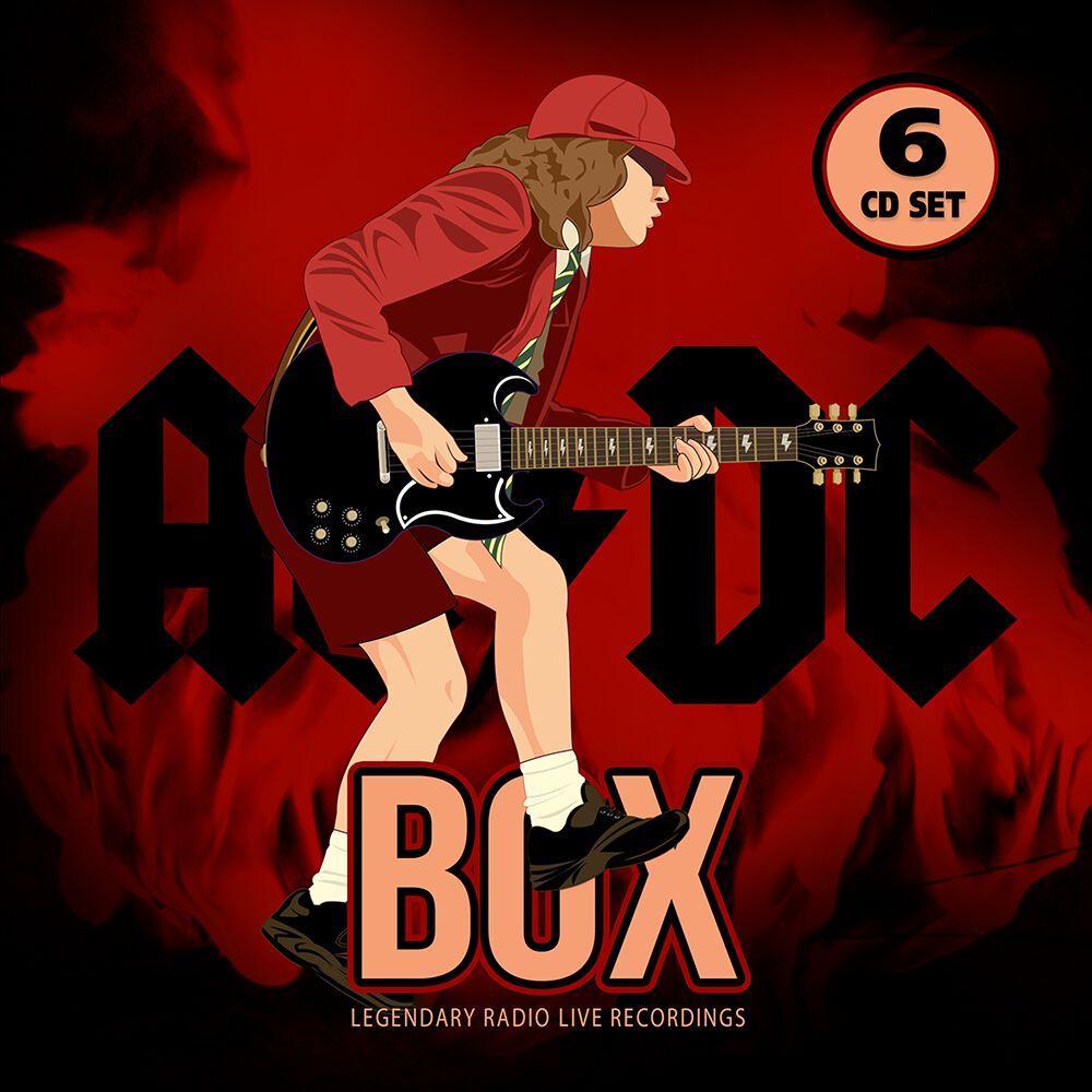 Image of AC/DC Box 6-CD Standard