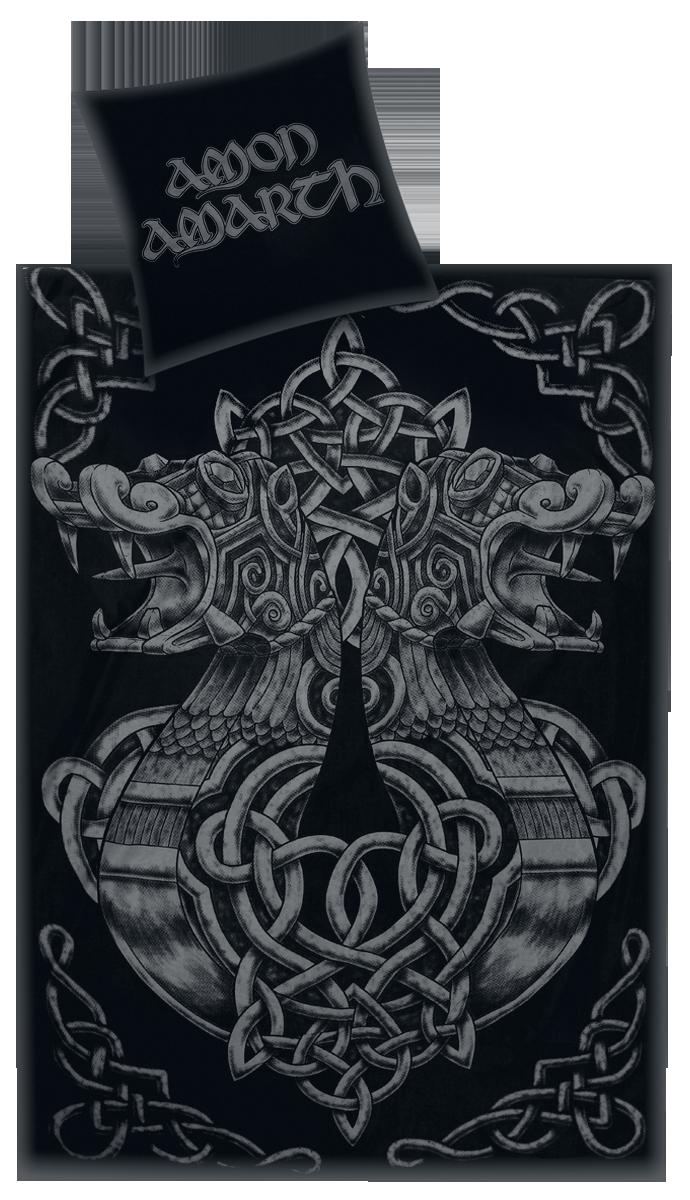 Image of Amon Amarth Bettwäsche Standard
