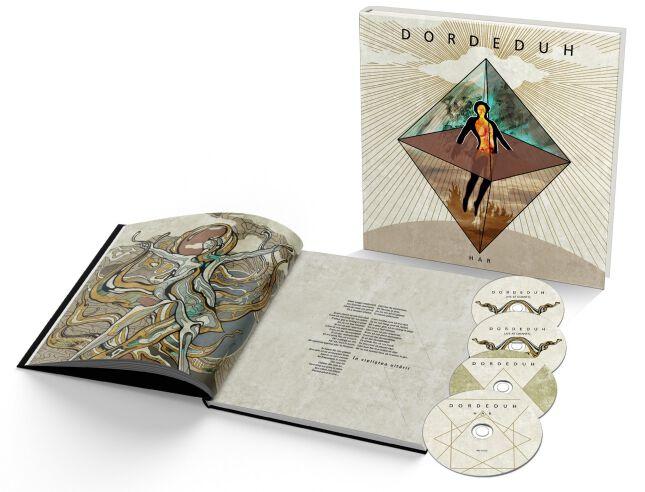 Image of Dordeduh Har 3-CD & DVD Standard
