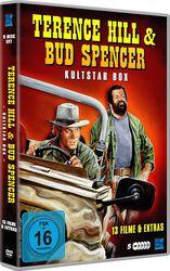 Bud Spencer und Terence Hill Die Kultstar Big Box