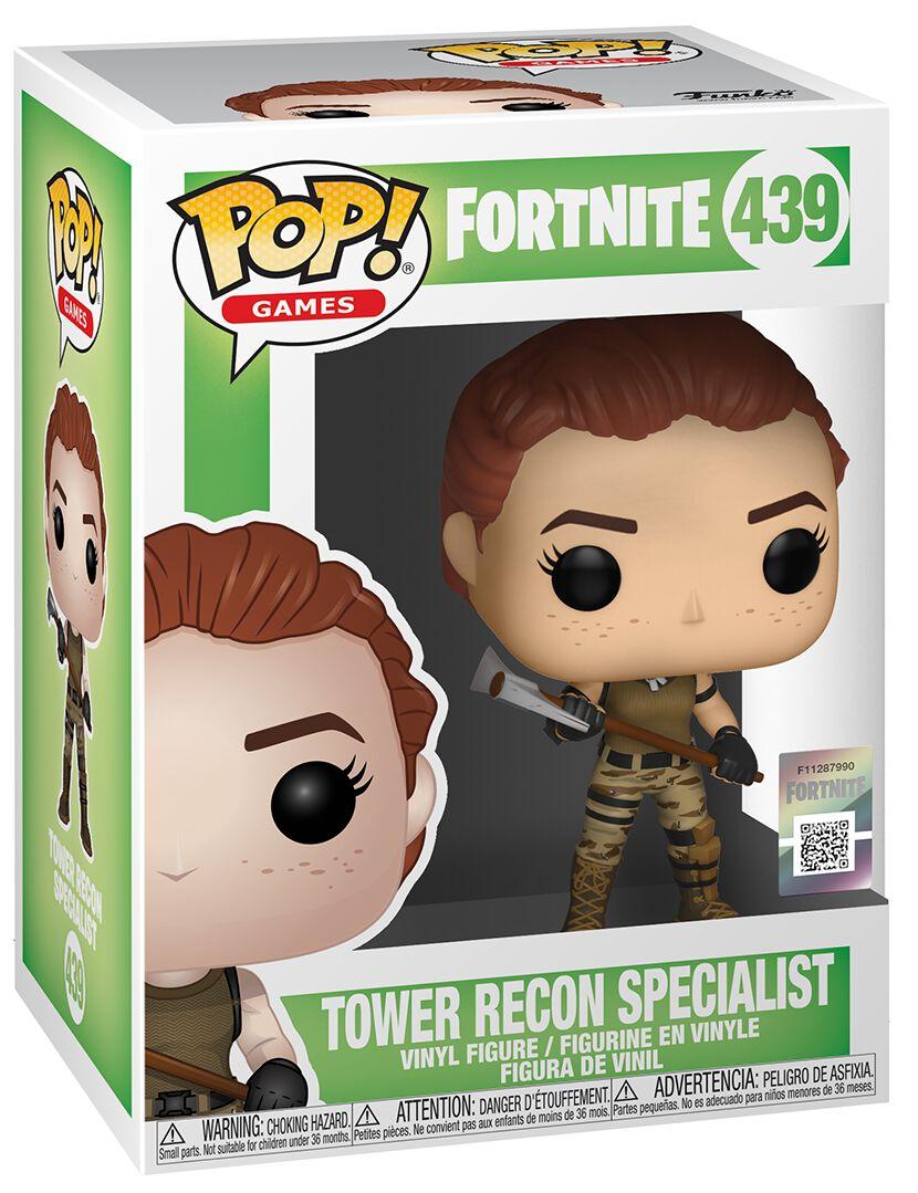 acheter fortnite tower recon specialist n 439 - pop fortnite casse noisette