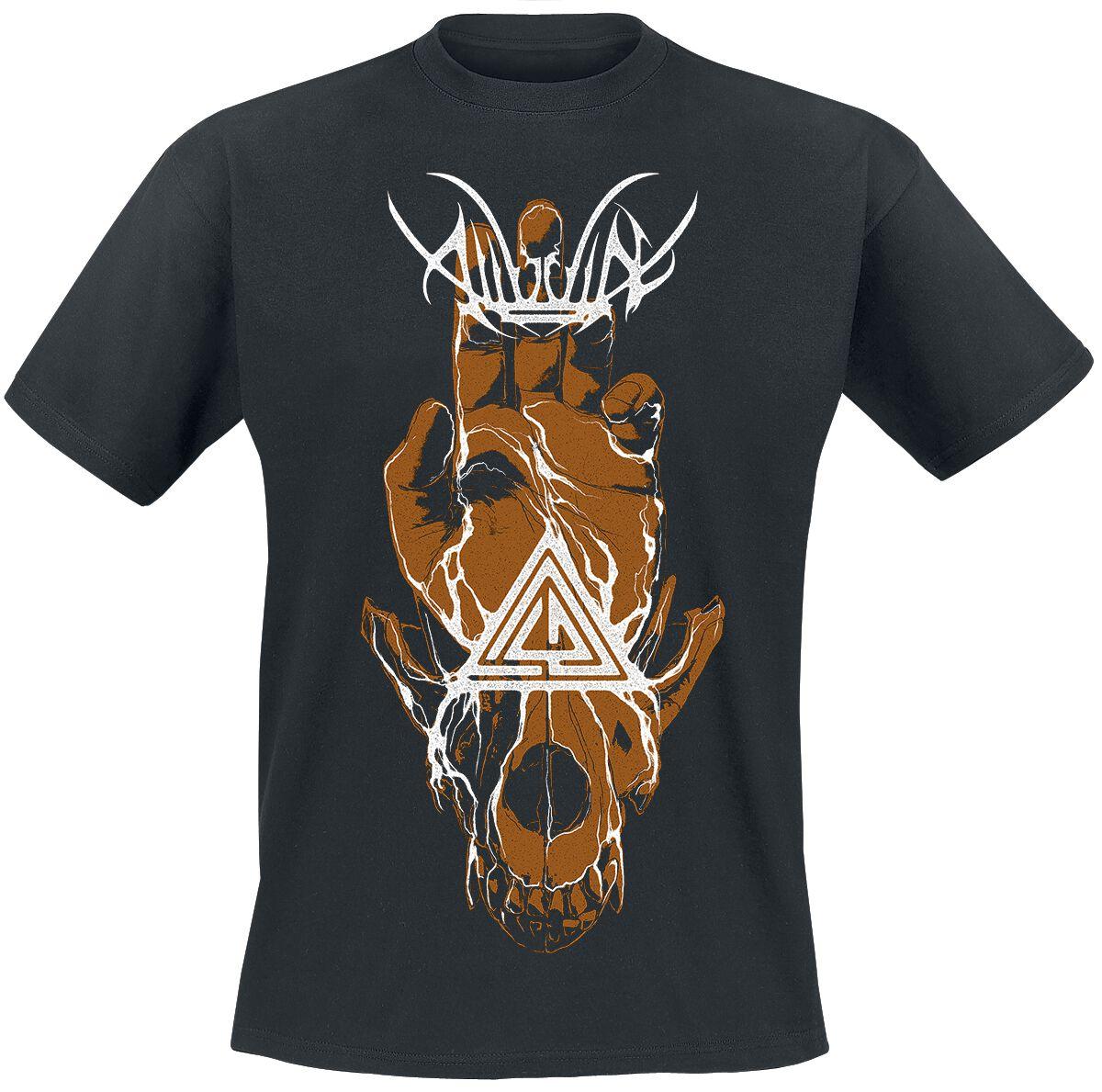 Image of Alluvial Oath T-Shirt schwarz