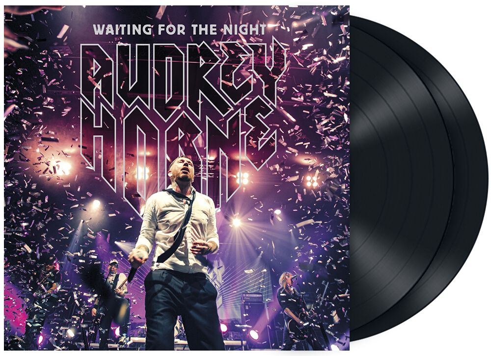 Image of Audrey Horne Waiting for the night (Live) 2-LP & Blu-ray Standard
