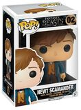 Newt Scamander (with Egg) Vinyl Figure 02