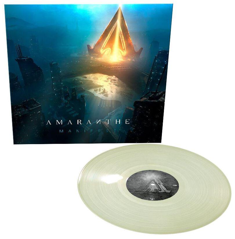 Image of Amaranthe Manifest LP Standard
