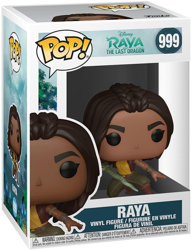 Raya Vinyl Figur 999